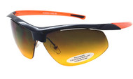 Poly Carbonate Golf Sunglasses