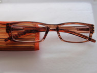 amber readers with matching case
