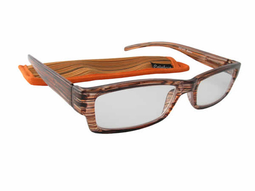 Amber DK Style Hp Reading Glasses
