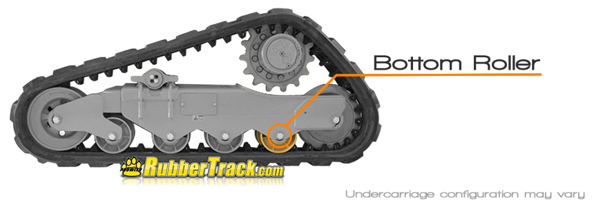 Bobcat T200 Bottom Roller