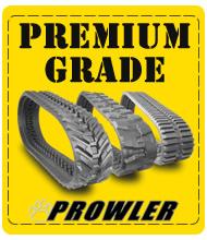 premium grade rubber tracks