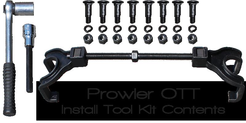 Prowler OTT Tool Box Content