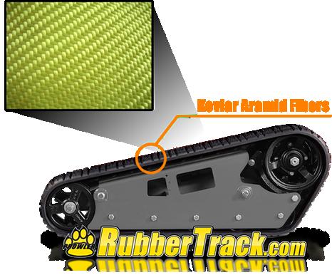 Toro Dingo Rubber Track Design