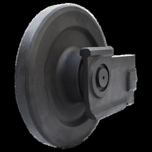 Bobcat T190 Compact Track Loader Front Idler Wheel Assembly