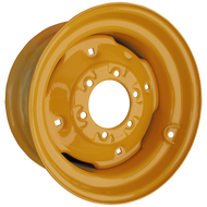 Case 1840 6 Lug Skid Steer Wheel
