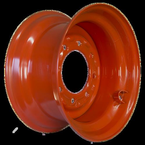 Kubota SSV75 8 Lug Skid Steer Wheel for 12x16.5 Skid Steer Tires