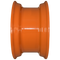 Kubota SSV75 8 Lug Skid Steer Wheel for 12x16.5 Skid Steer Tires Side View