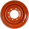 Kubota SSV75 8 Lug Skid Steer Wheel for 12x16.5 Skid Steer Tires Front View