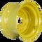 CAT 252 8 Lug Skid Steer Wheel for 12x16.5 Skid Steer Tires