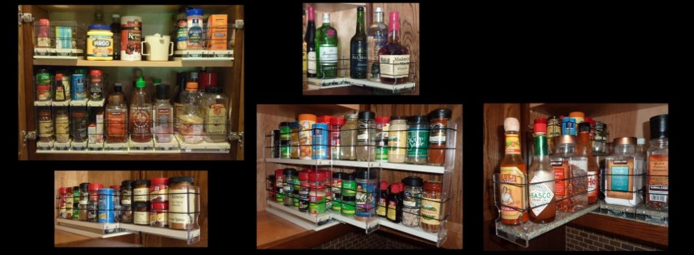 After Spice Rack Drawer
