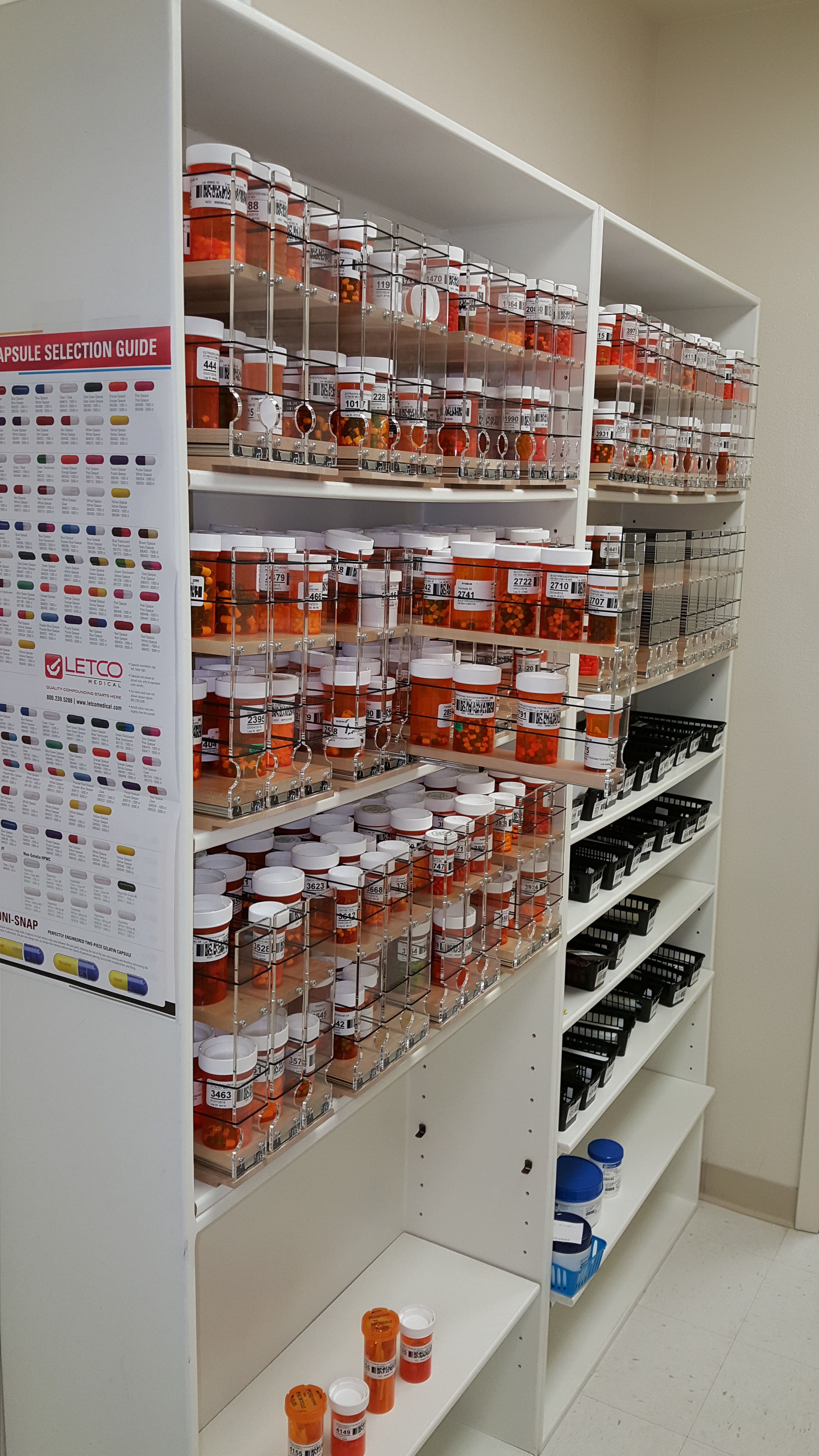 Pharmacy Storage
