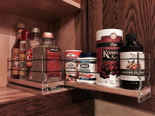 Five Reasons Vertical Spice Racks Are The Best Spice Racks