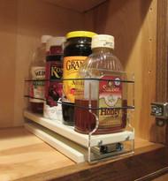 3x1x11 Spice Rack Drawer - Maple