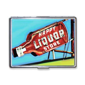 Happy Liquor Cigarette Case* -