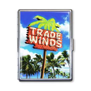 Trade Winds Motel Cigarette Case