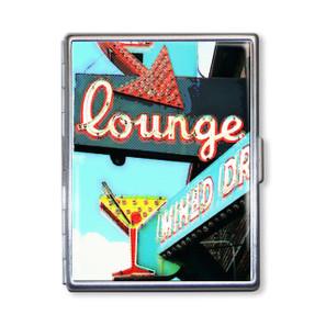 Vintage Lounge Cigarette Case