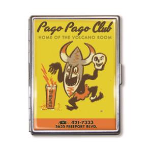 Pago Pago Club Cigarette Case
