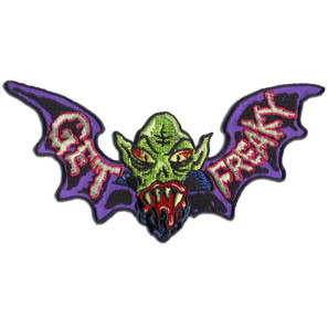Get Freaky Bat Patch - 0641938655650