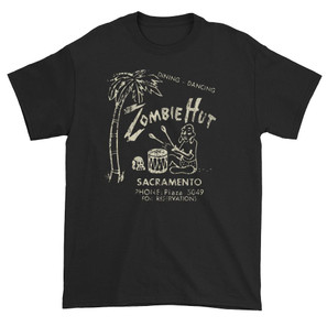 Zombie Hut Men's T-Shirt* -