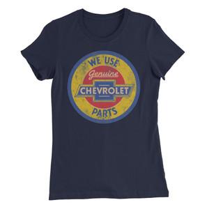 Vintage Chevrolet Women's T-Shirt -