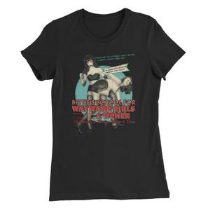 Bettie Page School for Wayward Girls Women's T-Shirt -