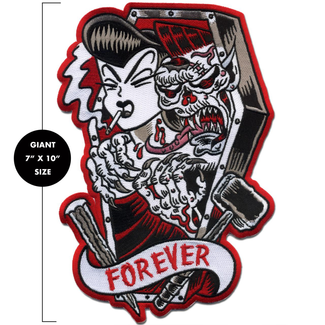 Eternal Love Back Patch* -