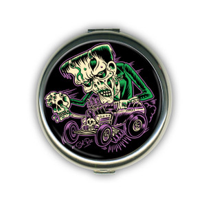 Monster Rod Compact Mirror* -