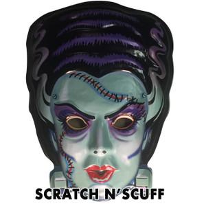 Scratch N' Scuff Nightmare Bride Vac-tastic Plastic Mask* -