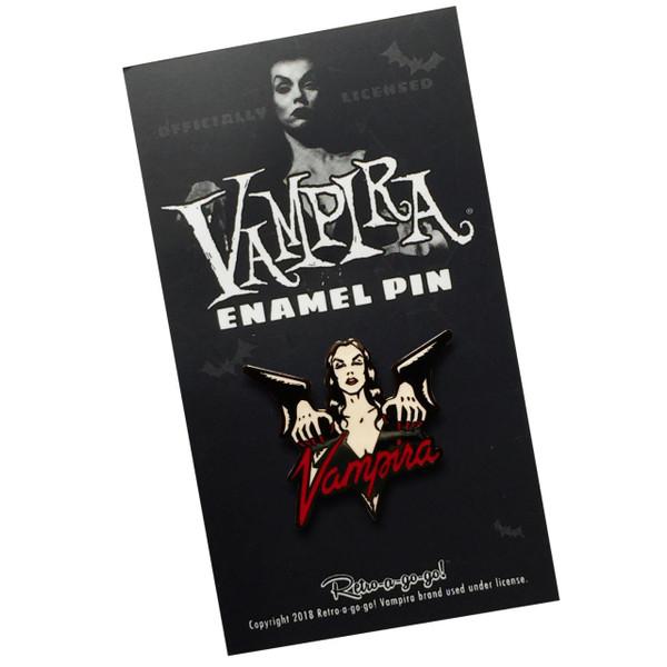 Vampira Enamel Pin* - 0659682806419