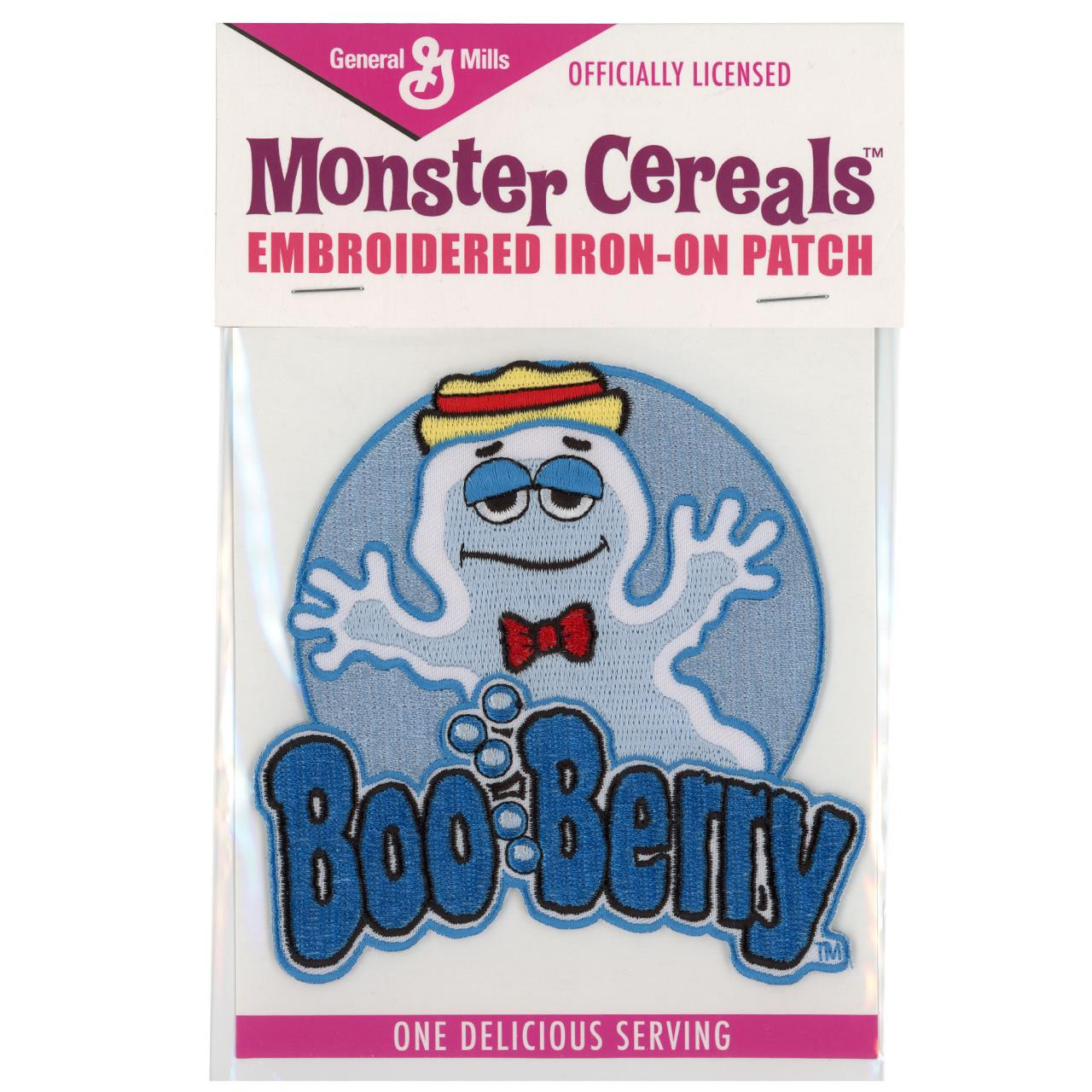 General Mills Boo Berry Patch* - 0659682807065