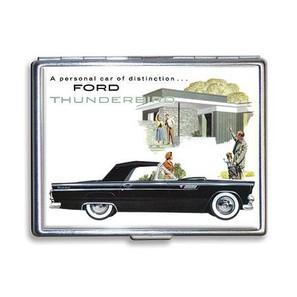 Ford Thunderbird Cigarette Case