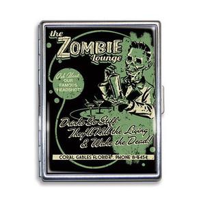 Zombie Lounge Cigarette Case