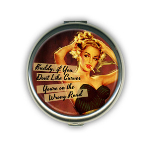 Curves in all the Right Places Compact Mirror