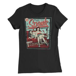 Bettie Page Spank Women's T-Shirt -