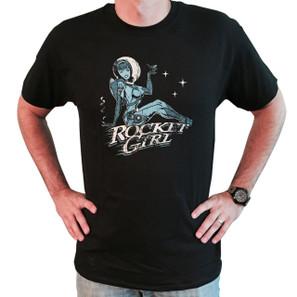 Rocket Girl Men's T-Shirt