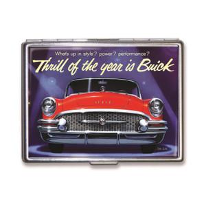 Buick Style Cigarette Case