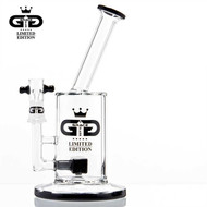 Grace Glass Limited Edition Bubbler 'Black