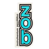 ZOB Glass - Sticker