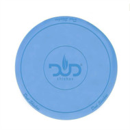 DUD Glass Silicone Pad Blue