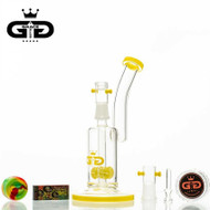 Grace Glass Saxo Crossperc Bubbler