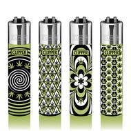 Clipper Lighter - Leaves