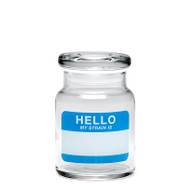 420 Jar Small - Hello