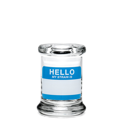 420 Jar X Small - Hello