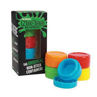 NoGoo Silicone Containers 5-Pack