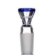 Plaisir Glass Cone 18.8mm Medium - Blue