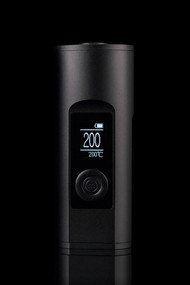 Arizer Solo II Vaporizer Carbon Black - alt view.