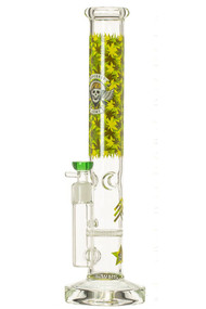 Dope Bros HoneyComb Tube - Happy Leaves