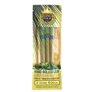 King Palm Slim Rolls 3 Pack