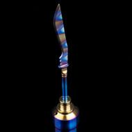 Titanium Carb Cap - Sword