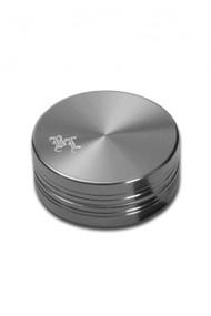 Black Leaf 'Aluminium Grinder 50mm - 2 part Grey